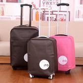 ✭慢思行✭ 【N22】加厚無紡布拉杆箱套 旅行箱保護套 行李箱防塵套  防潮耐磨 防塵罩 20吋