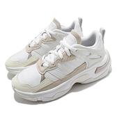 adidas 休閒鞋 Boujirun 白 米白 奶茶 小白鞋 女鞋 復古慢跑鞋 愛迪達 Neo 【ACS】 FY6053