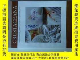 二手書博民逛書店Crustaceana罕見(Journal)Volume 90 2017-part 14 甲殼動物Y14610