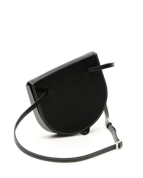 ■現貨在台■專櫃83折■ Loewe 柔軟小牛皮Heel包 黑色
