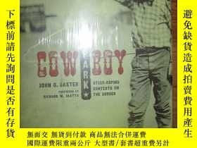 二手書博民逛書店Cowboy罕見Park: Steer-Roping Contests on the ... 【詳見圖】Y25
