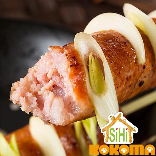 美食饗宴-5入飛魚卵香腸【喜愛屋】