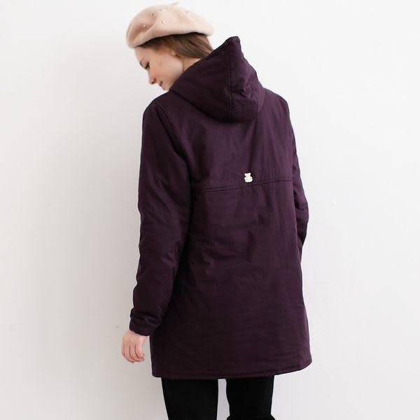 外套 蕾絲帽邊外套-衣大樂事EDOLLARS