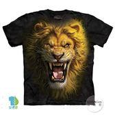 【摩達客】(預購)美國進口The Mountain 亞洲獅王 純棉環保短袖T恤(YTM104175760038)