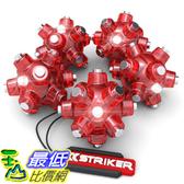 [美國直購] Striker 00141 強力磁鐵 LED燈雷5入 汽車 水電 維修必備 Magnetic Light Mine Stocking Stuffer