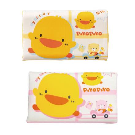 黃色小鴨 PiYO PiYO 幼童波浪乳膠枕