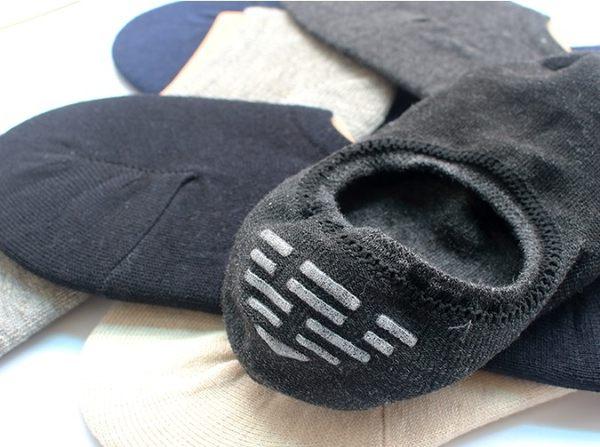 [協貿國際]春夏薄棉淺口隱形襪子全棉透氣男人船襪