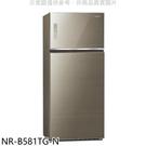 【南紡購物中心】Panasonic國際牌【NR-B581TG-N】579公升雙門變頻冰箱翡翠金