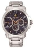 【SEIKO】Premier 人動電能月相錶