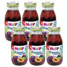 HiPP 喜寶 有機綜合黑棗汁(6罐)