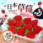 【屏聚美食】季節限定-日本空運夢幻草莓1箱(500g±10%/箱)