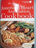 【書寶二手書T8/養生_YGG】The New American Heart Association…_American