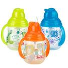 『121婦嬰用品館』Nuby 卡拉雙耳彈跳吸管杯270ml(360度)
