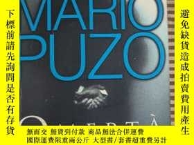 二手書博民逛書店MARIO罕見PUZO OMERTAY25624 arrow books arrow books