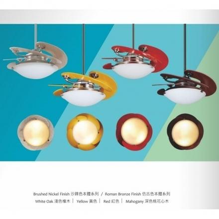 【燈王的店】《VENTO芬朵精品吊扇》DC46吋吊扇+燈具+遙控器太陽系列 46SOLE-DC 送基本安裝