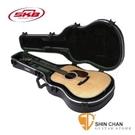 木吉他case |  民謠吉他D桶身硬盒SKB SKB-18 Guitar Hardshell【海關通用鎖/TSA扣鎖/可出國托運超安全】