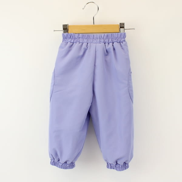 【愛的世界】防風厚鋪棉長褲/6歲-中國製- ★秋冬下著 雙11主打