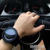 簡約手錶男青少年時尚個性防水運動手錶男學生電子錶男休閒 韓語空間