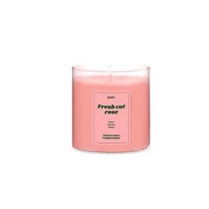 Pray 經典天然香氣蠟燭系列(S)-清新玫瑰