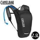 【CamelBak 美國 女 HYDROBAK LIGHT 2.5輕量長距離訓練水袋背包《黑》】CB2405001000
