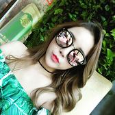 2020新款墨鏡女韓版潮圓臉偏光太陽眼鏡防紫外線大臉ins網紅街拍 店慶降價