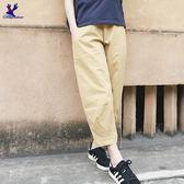 American Bluedeer - 剪接休閒褲(魅力價) 春夏新款
