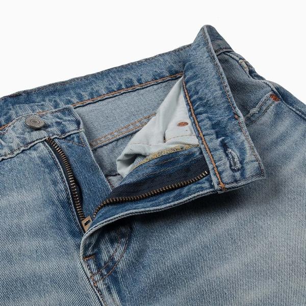 Levis 男款 牛仔褲 / 502™錐形褲 / 刷破 / Sneaker Jeans