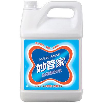 【奇奇文具】妙管家 CLNG 超強漂白水 (1加侖/桶)