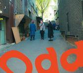 SHINee  第四張正規專輯 Odd 台壓B版   CD (音樂影片購)