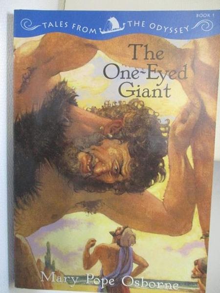 【書寶二手書T1/原文小說_GVZ】The One-Eyed Giant