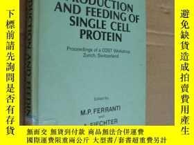 二手書博民逛書店Production罕見and Feeding of Singl
