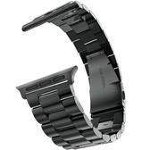 錶帶適用apple watch3不銹鋼錶帶蘋果手錶3代42mm38運動iwatch錶帶潮 全館免運