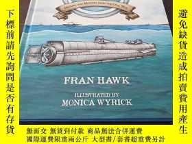 二手書博民逛書店The罕見H. L. Hunley Submarine: His