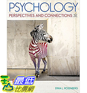 [106美國直購] 2017美國暢銷軟體 Connect Access Card for Psychology: Perspectives 3rd Edition