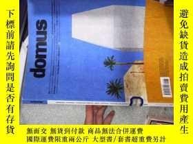 二手書博民逛書店DOMUS罕見964 DECEMBER 2012 多姆斯 201