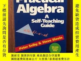 二手書博民逛書店Practical罕見Algebra: A Self-Teaching Guide, Second Edition