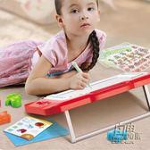 南國嬰寶大號兒童磁性畫板寶寶彩色寫字板涂鴉板嬰兒早教繪畫玩具 自由角落