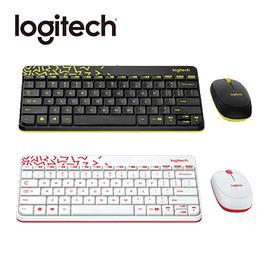 羅技 MK240 Nano 無線鍵鼠組 兩色可選