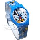 Disney 迪士尼 時尚卡通手錶 米老鼠 米奇 兒童手錶 數字 女錶 男錶 藍色 D米奇藍大-2