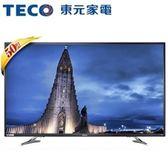 TECO 東元 TL50U1TRE 50吋 4K 液晶顯示器+視訊盒