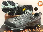 MERRELL Gore-Tex 防水 黃金大底 低筒/ 登山鞋/ 郊山鞋 ~ ML06036 (女) ★買就送排汗透氣襪★