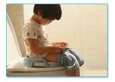 馬桶蓋 寶寶兒童坐便器嬰兒馬桶圈蓋軟座墊輔助坐廁板 KB2917【野之旅】