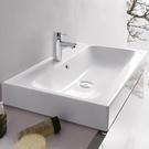 【麗室衛浴】GEBERIT ICON 60 cm 可掛壁面盆