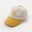 兒童遮陽帽 兒童鴨舌帽春秋薄款棉布軟頂男童女童棒球帽寶寶帽子遮陽帽防曬帽-Ballet朵朵