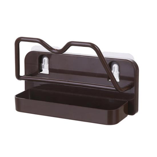 掛架 無痕 鍋蓋架 菜板架 砧板架 收納架 瀝水架 餐具 強力黏膠 免打孔 瀝水鍋蓋架【N095】MY COLOR
