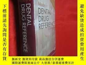 二手書博民逛書店Mosby s罕見Dental Drug Reference 【