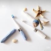 牙醫家日本LUXS電動牙刷聲波震動軟毛學生男女成人便攜式型 MNS快意購物網