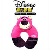正版 迪士尼 Disney 熊抱哥 立體 飛機枕 枕頭 靠枕 午睡枕 護頸枕 U型枕 柔軟 絨毛