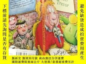 二手書博民逛書店Clever罕見Trevor聰明的特雷弗Y200392