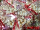 sns 古早味 懷舊零食 小饅頭 餅乾 來新粽型小饅頭 2.5台斤 (1500公克)